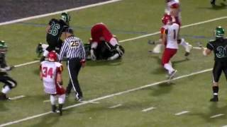 Dinos-Huskies Highlights: Oct. 14, 2011
