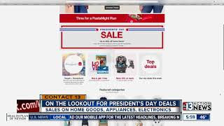 Presidents Day deals as high as 70% off