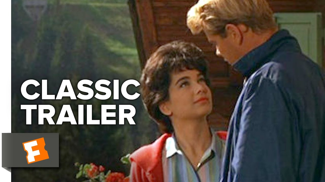 Rome Adventure (1962) Official Trailer - Troy Donahue, Suzanne Pleshette Movie HD