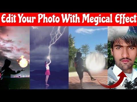 Best Photo Editor App With Megical Effect ! Biugo— Magic Effects Video Editor App 2019 Urdu/Hindi