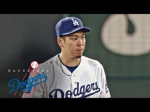 BACKSTAGE DODGERS SEASON 6: Kenta's Return to Japan