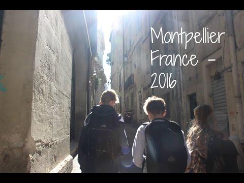 Montpellier France - 2016