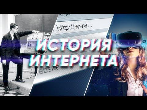 Краткая история ИНТЕРНЕТА