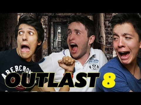 OUTLAST GAMEPLAY ESPAÑOL 3 HOMBRES CORREN DEL DESNUDO EP 8 GAMEPLAY ESPAÑOL HEY BROWN| ALEX BROWN