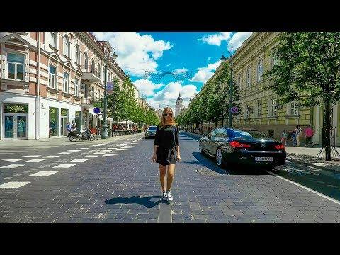 Adam Panasiuk. Trip to Vilnius. GoPro Karma
