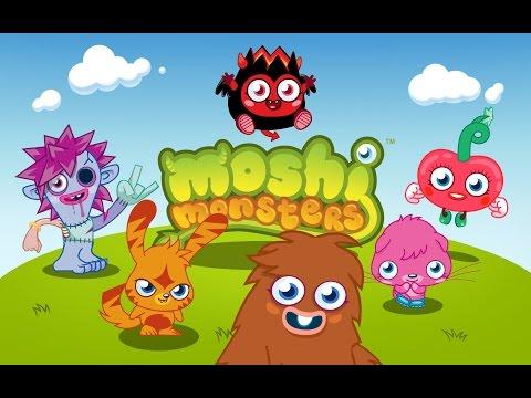 Moshi Monsters Free Membership Codes 2015