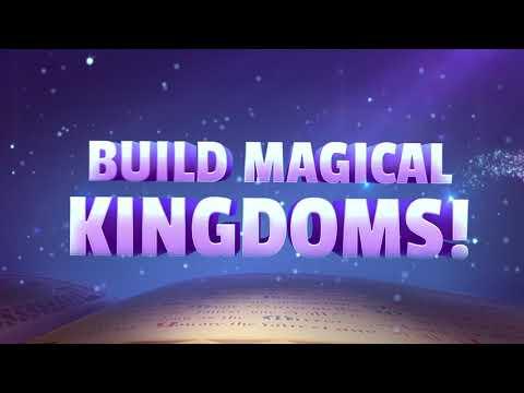 ディズニーマジックキングダムズ