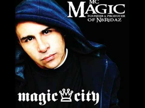 Mc Magic  Be With You