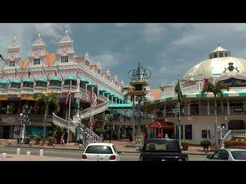 Caribbean Sea - Aruba - capital city Oranjestad Pt. 02