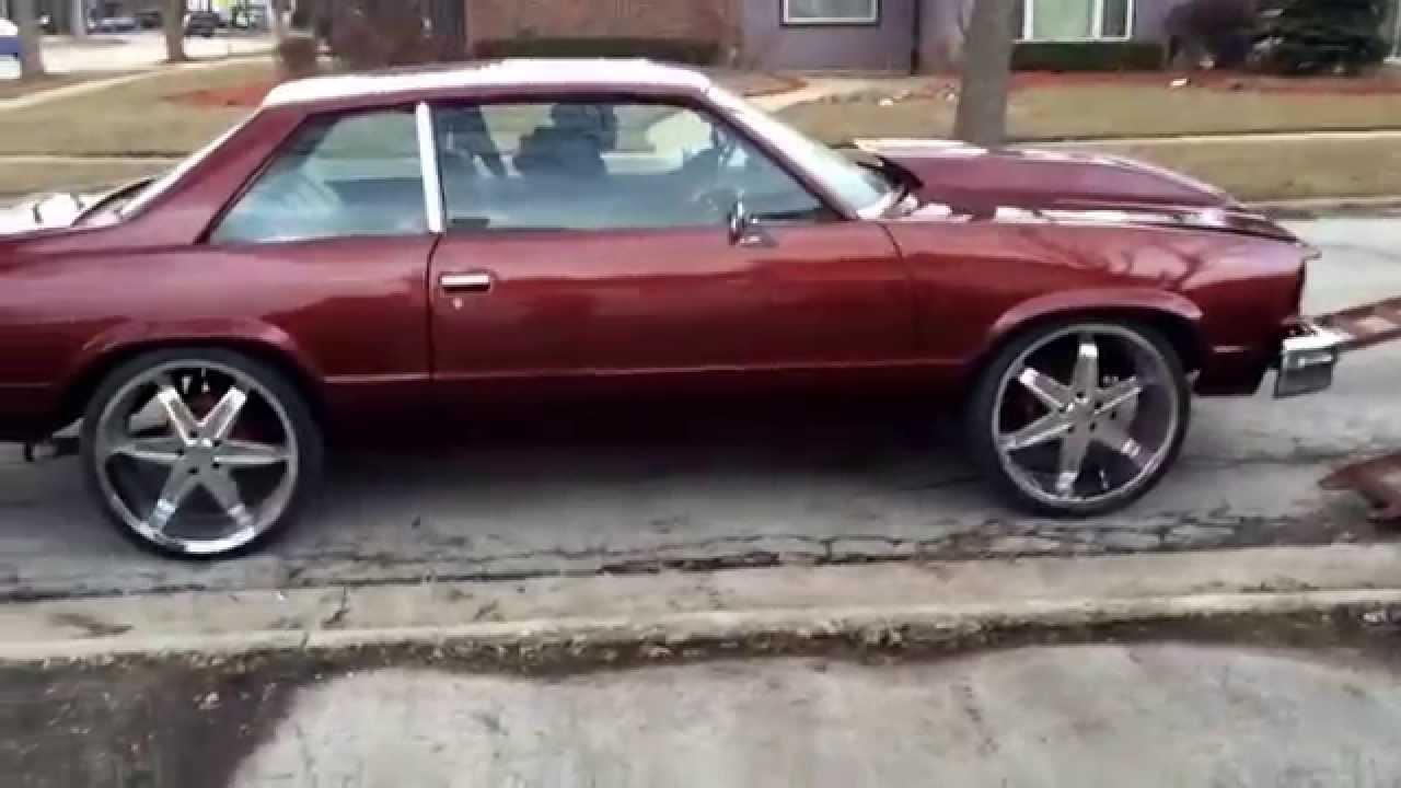 2014 Chevy Malibu For Sale >> 1979 Chevy Malibu leaving - YouTube