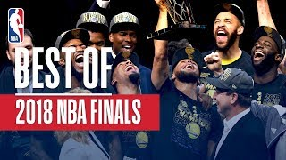 the best plays from the 2018 nba finals