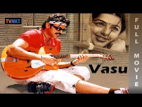 Vasu Telugu Full Movie  Venkatesh, Bhoomika Chawla  TvNxt Telugu