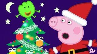 Peppa Pig en Español Episodios completos 🎉 Fiesta de Navidad!   Pepa la cerdita
