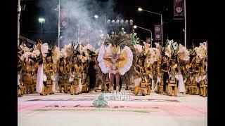 Comparsa Emperatriz - Show Batería TNT - Tercera Noche - Carnaval de Concordia 2018