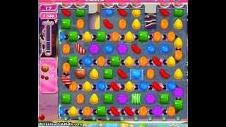 candy crush saga - level 715  No Booster
