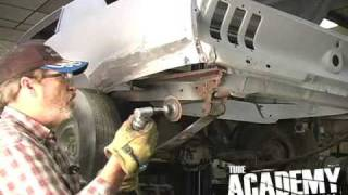 Muscle Car Restoration - Metal Work - Patch Panel