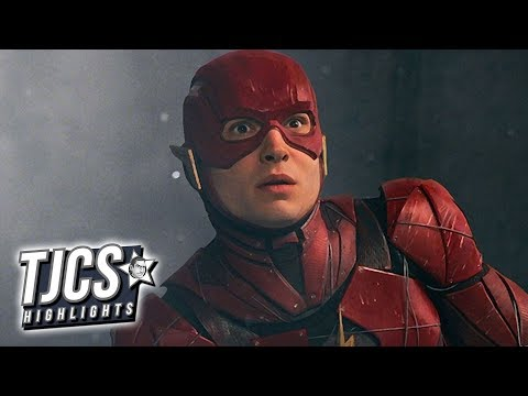 Reports Say Flash Movie Will Ezra Miller Still On - But Probably Not True
