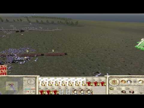 Rome  Total War: The Greeks vs. the Seleucid Empire