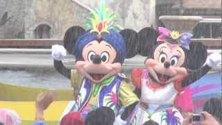 2012 JULY 20 東京ディズニーシー リドアイル Tokyo Disneysea Summer t...