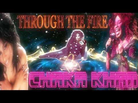 CHAKA KHAN (THROUGH THE FIRE) BY JAZZKAT GROOVES