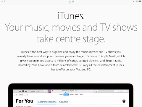 How to Update to iTunes 12 7 for Mac , MacBook, iMac