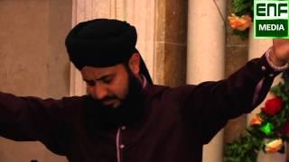 Arsh e Haq Hai Masnad e By Ghulam Mustafa Qadri at Mehfil-e-naat Norway 2015