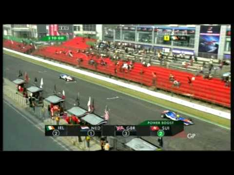 2008/2009 A1GP - 02 - China (Sprint Race)