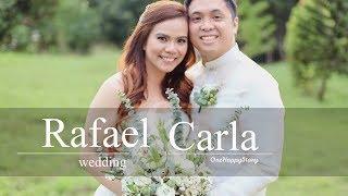 Rafael and Carla wedding at Xavier Estates Cagayan de Oro
