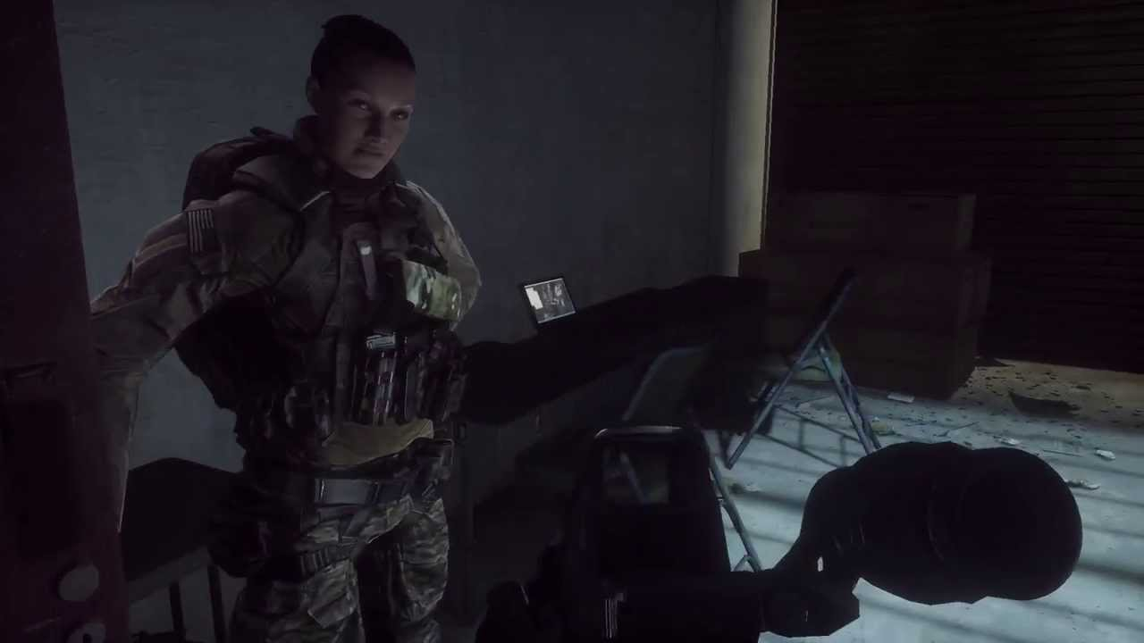 Download Battlefield 4 - Alone with Major Greenland