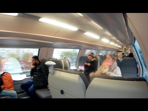 How we train travel from Belgium to Amsterdam Netherlands