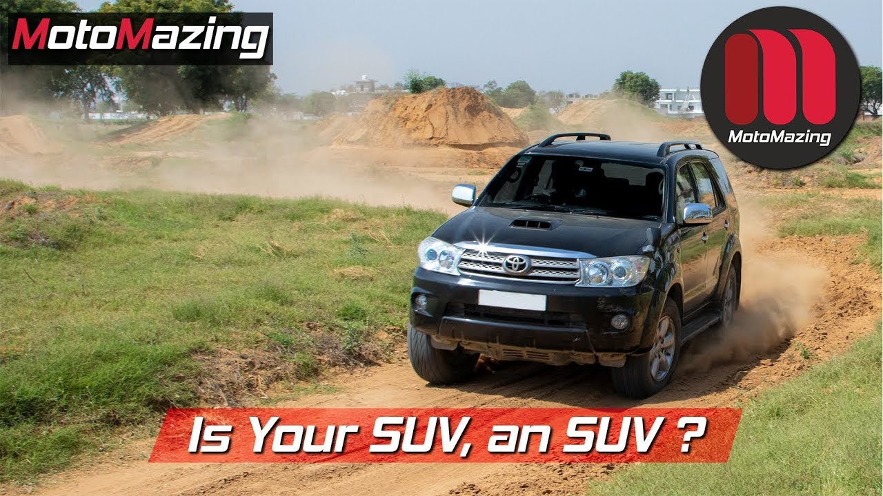 Is Your SUV An SUV? | Features Of SUV | SUV Building Expert | Auto Expert SUV | Motomazing India