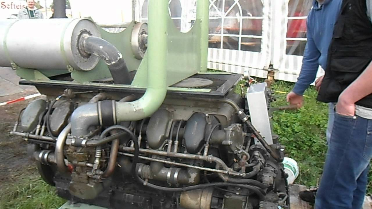 Bohlenbergerfeld 2012 panzer motor 12 ma 60 for A m motors