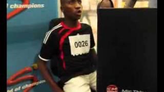 Super Diski Goal Mouth - Cape Town