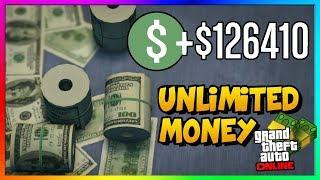*NEW* GTA 5 SOLO UNLIMITED MONEY METHOD FOR ALL LEVELS! - GTA ONLINE FAST MONEY GUIDE 1.46 (GTA V)