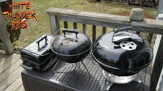 What is the BEST Portable WEBER Charcoal Grill??