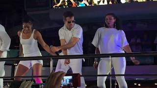 NKOTB Cruise 2015 Joe Mac & the Wobble!