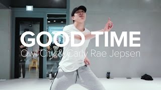 Good Time - Owl City (With Carly Rae Jepsen) / Jihoon kim choreography