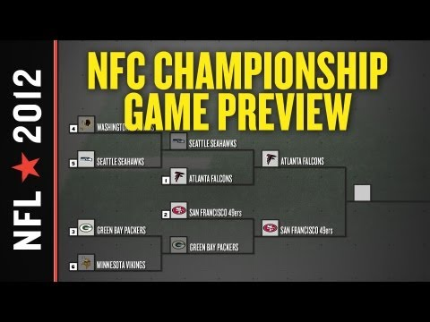 NFL Playoff Schedule 2013: NFC Championship Game set between 49ers and Falcons