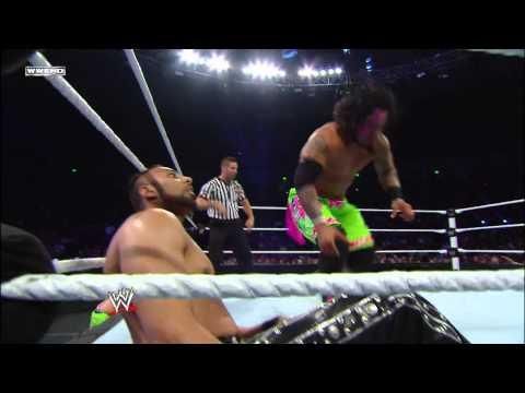 The Usos vs. 3MB: WWE Superstars, July 26, 2013