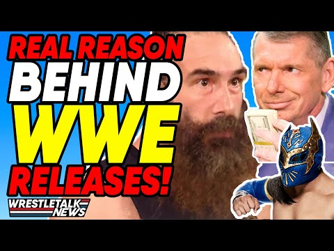 Why WWE Stars RELEASED! MORE WWE RELEASES COMING?! | WrestleTalk News Dec. 2019