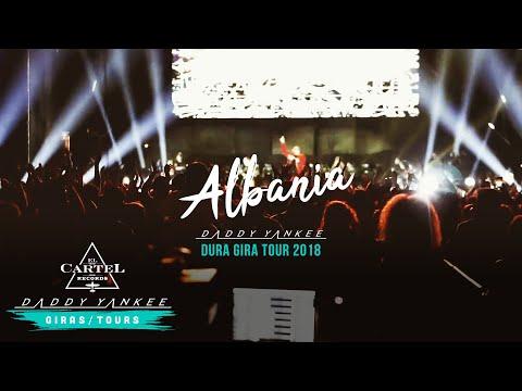 Daddy Yankee – Albania (La Gira Dura 2018)