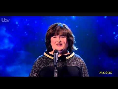 Susan Boyle ~ Little Drummer Boy ~ Paul O'Grady Show (29 Nov 13)