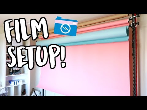 Download Youtube: NEW FILMING SETUP!