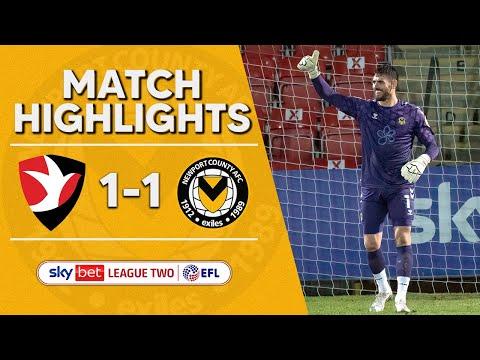 Cheltenham Newport Goals And Highlights