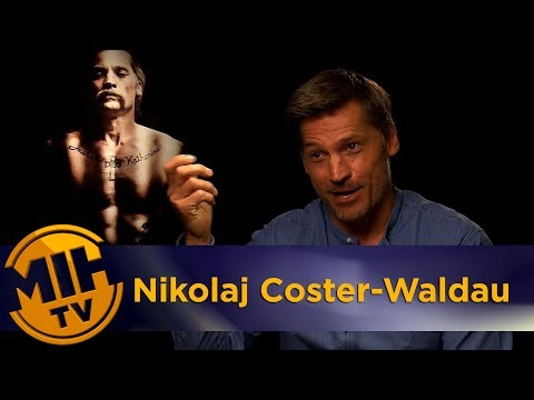 Nikolaj Coster-Waldau Shot Caller Interview