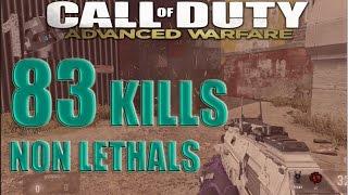 Advanced Warfare   83 Kills On Comeback! RAGE QUITTERS :/