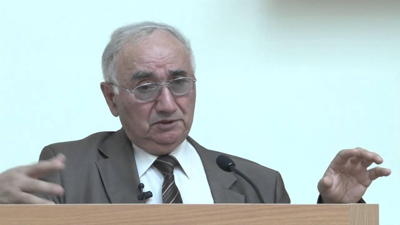 Экспертная лекция профессора С.А. Авакьяна. 19.05.2014 - YouTube