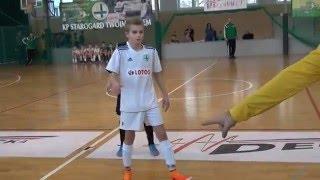 Mecz półfinałowy młodzików