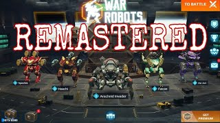 War Robots - Remastered - New Additions!
