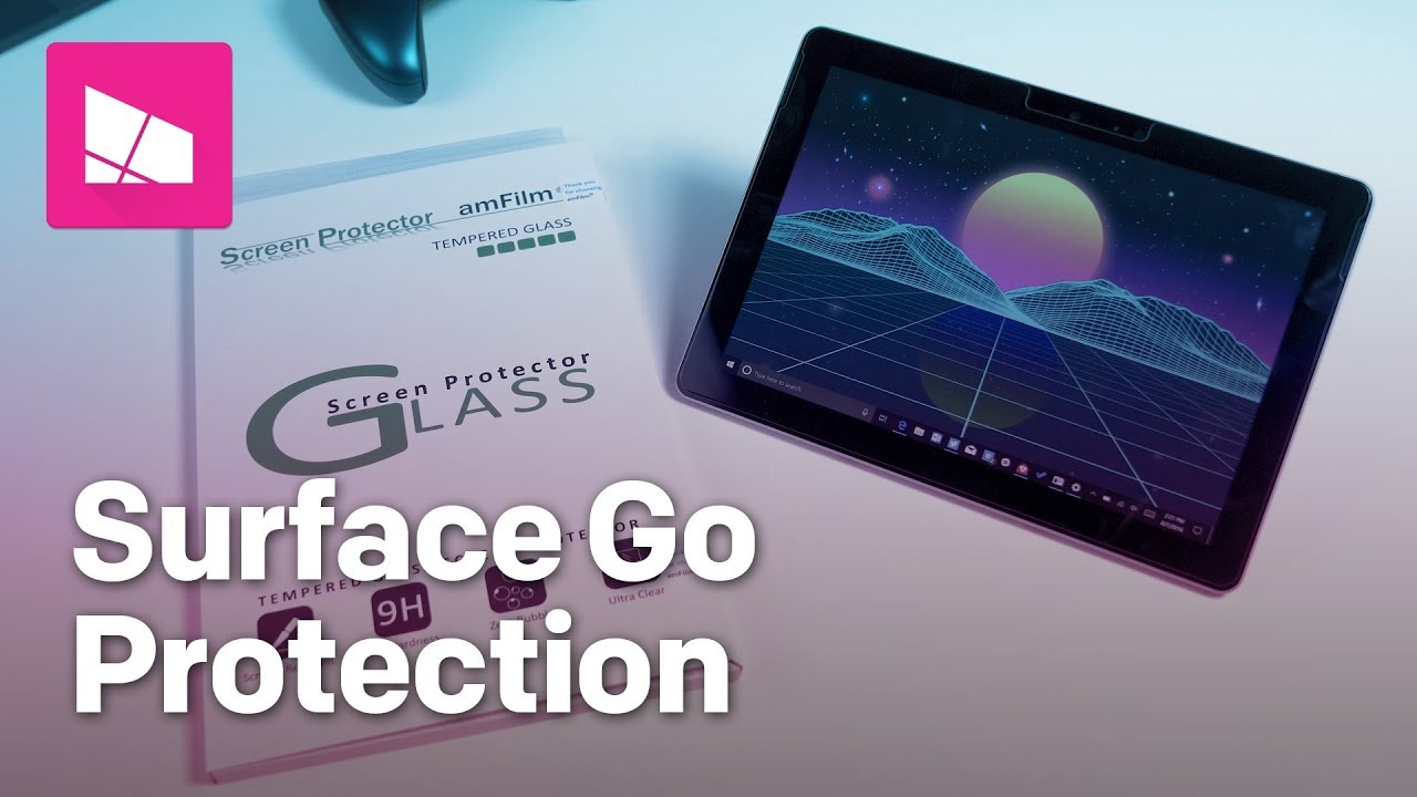 Cygnett OpticShield Glass Screen Protector 9H for Microsoft Surface Pro 4 2017